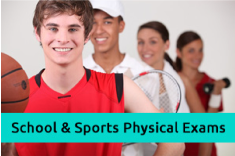 Sports Physicals Euless Texas